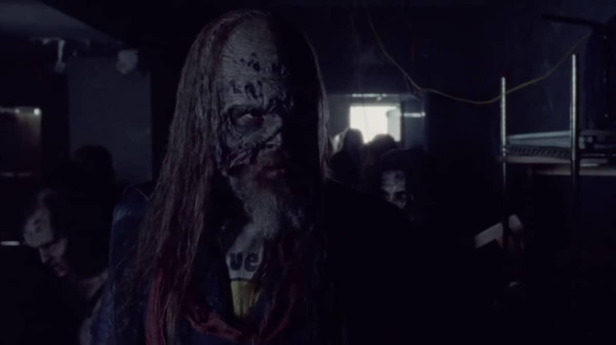 Beta, Alpha's right hand man (Image Credits: The Walking Dead / Season 9)