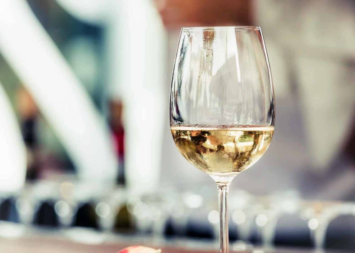 Did you know that swirling your wine would actually help in releasing your drink's aroma and flavors?