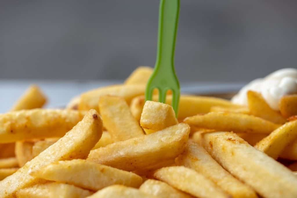Chips are heavily processed foods and should be avoided as much as possible.