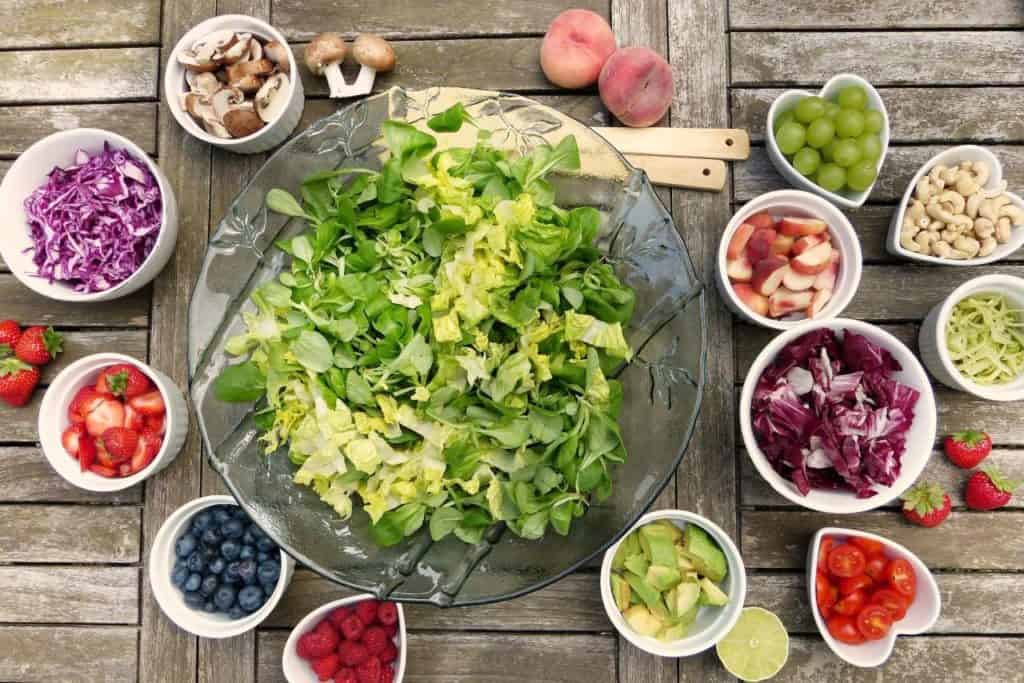 Fresh vegetables and fruits are crucial for those going on the Whole30 diet.