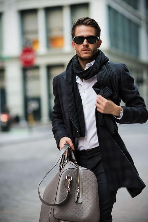 Men's Guide to Travel in Style for Every Upcoming Trip