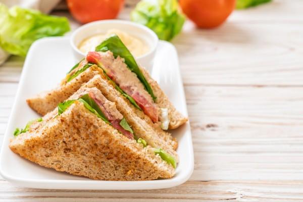 A Classic Sandwich