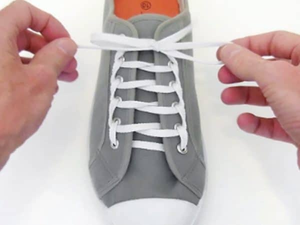 try this lacing method for your vans shoes