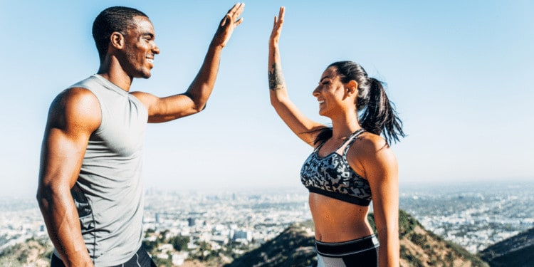 5 Benefits of Dating a Fitness Enthusiast