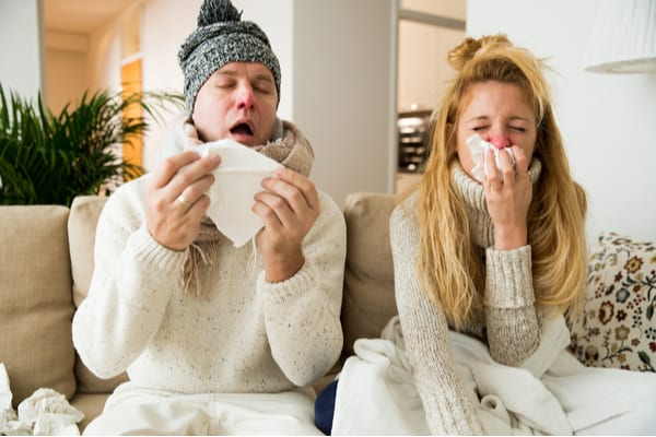 What If Your Sinus Infection is Contagious?