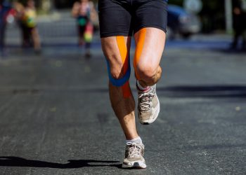 Forget about pain and keep moving with KT Tape