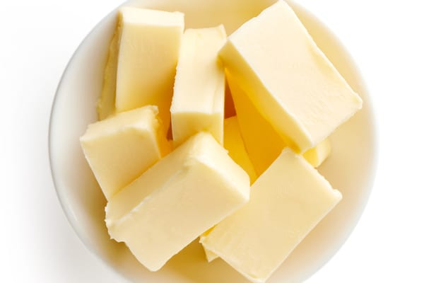 Butter is a natural product that does have a place in a healthy diet