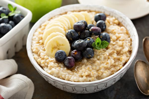These 5 Foods Make Instant Pot Oatmeal Even More Healthy
