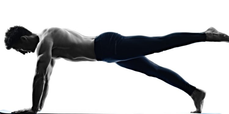 8 Minute Ab Workout That Actually Works