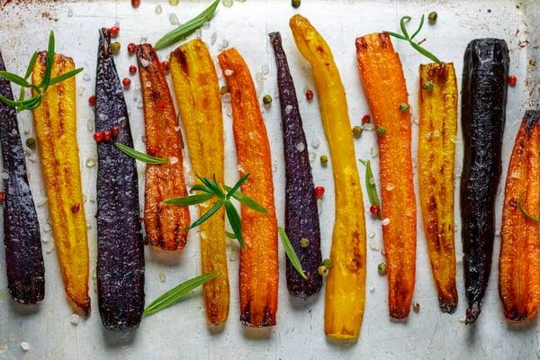 Tricolor beet salad recipe