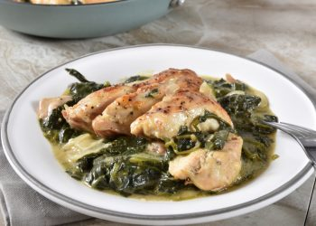 Say goodbye to bland chicken breast
