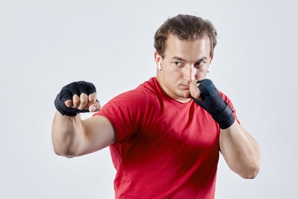 Boxing provides multiple benefits for your health