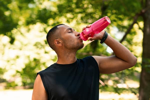 hydration is one of the methods that can help prevent cramping