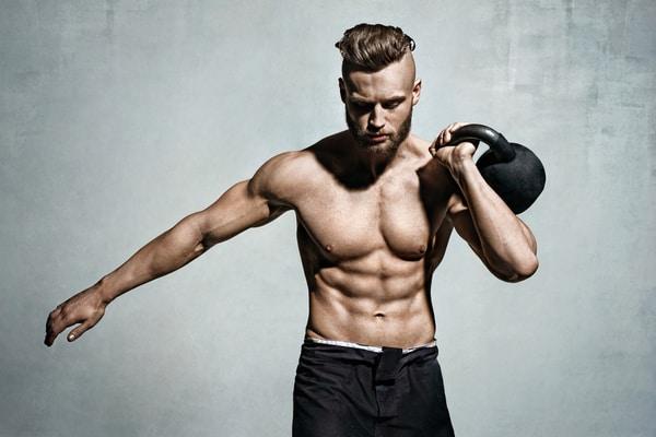 Viking Workout kevin Durand follows
