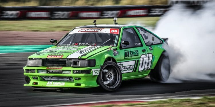 How Good Is Toyota AE86 for Drifting Compared to similar Cars?