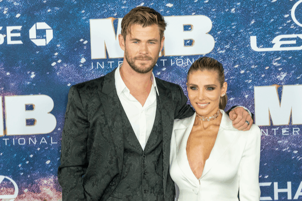Moderate living with Chris Hemsworth