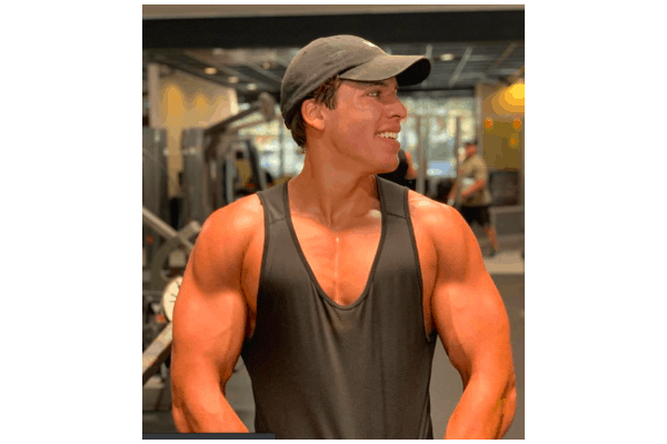 Chest and Back pump with Joseph Baena
