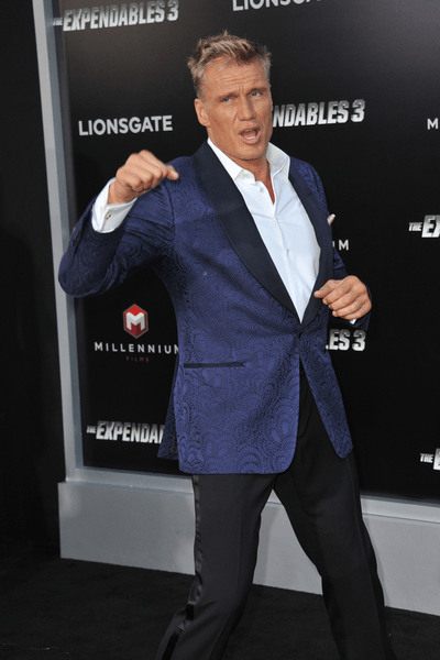 Dolph Lundgren still practices a healthy lifestyle staying tur to Ivan Drago