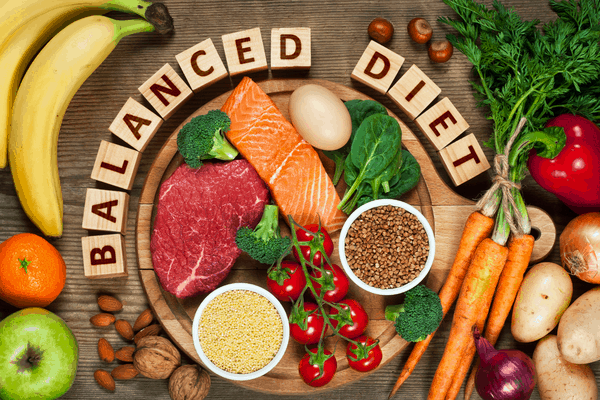 Enjoy A Balanced Fat and Carbohydrate Diet Plan