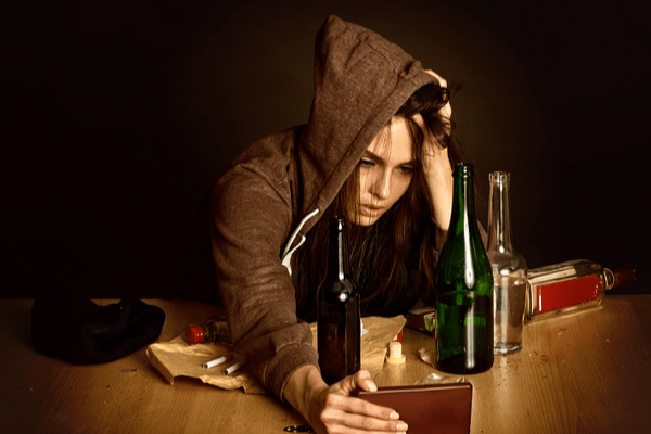Quarantine Alcohol Consumption
