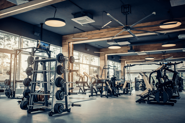 Get a gym membership