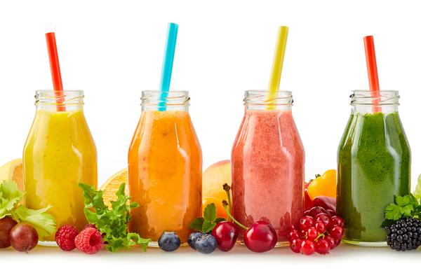 Health Benefits of Smoothies