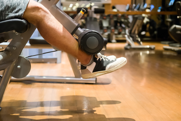 How to do Exercise on Leg Extension Machine
