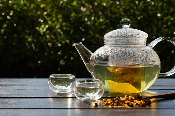 How to Make Chrysanthemum Tea
