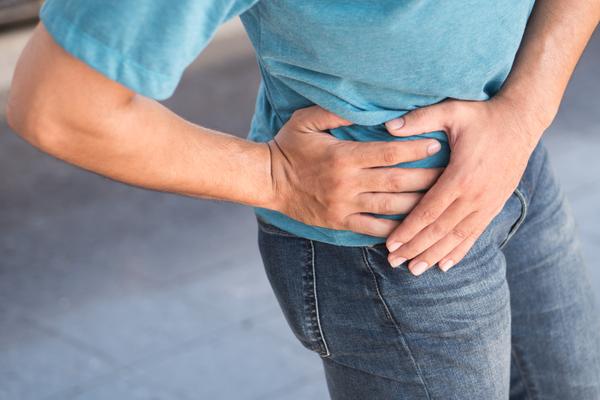 Symptoms of Hip Pointer