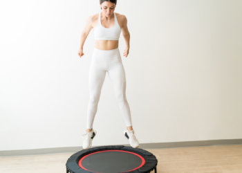 Try Mini Trampoline Exercises at Home and Become Fit