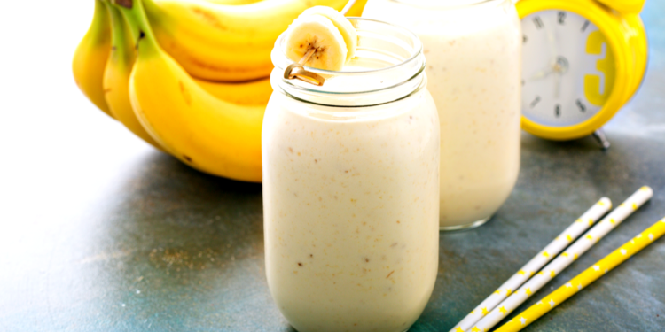 Check Out Banana Milk Recipes and the Health Benefits