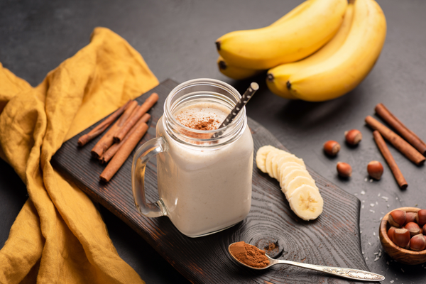 Banana Milk Nutrition Facts